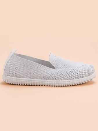 Női tornacipő 53378, fehér, 37