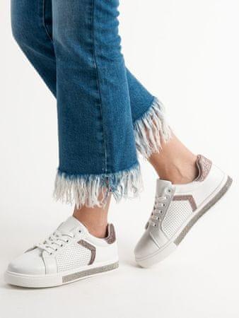 Női tornacipő 53907, fehér, 38