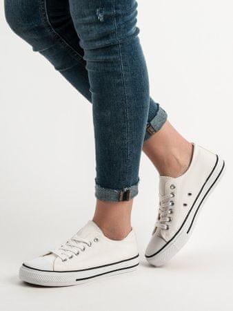 Női tornacipő 54730, fehér, 37