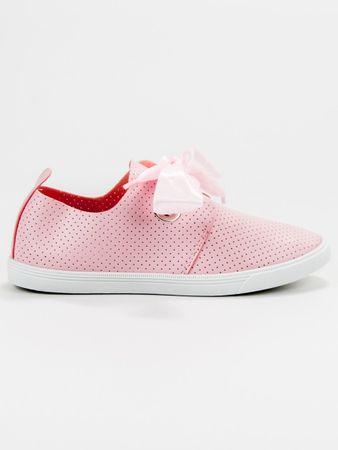 Női félcipő 57041, rózsaszín árnyalat, 38