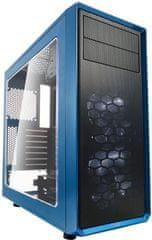 Fractal Design Focus G, modrá (okno)