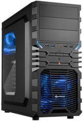 Sharkoon VG4-W, čierno-modrá