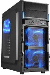 Sharkoon VG5-W, čierno-modrá