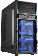 Sharkoon VG5-V, čierna