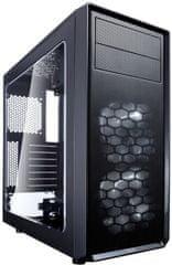 Fractal Design Focus G, čierna (okno)