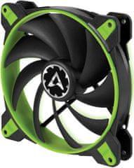 Arctic BioniX F140, eSport fan, zelená - 140mm