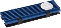 EK Water Blocks EK-M.2 NVMe Heatsink - blue