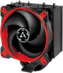 Arctic Freezer 34 eSports, červená