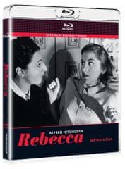 Rebecca - Mrtvá a živá - Blu-ray