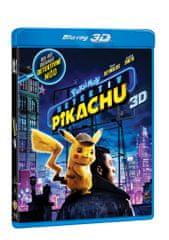 Pokémon: Detektiv Pikachu 3D+2D (2 disky) - Blu-ray