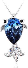 Vicca Náhrdelník Lychee Dark Blue OI_106002_darkblue