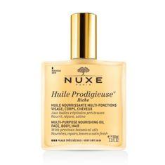 Nuxe Huile Prodigieuse Riche (Multi-Purpose Nourishing Oil) 100 ml
