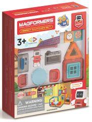 Magformers MINI robůtek v kuchyni
