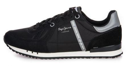 Pepe Jeans tenisówki męskie TINKER ZERO 19 PMS30579 42 czarne