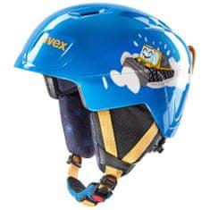 Uvex dziecięcy kask narciarski Manic