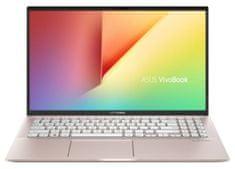 Asus VivoBook S15 S531FL-BQ095T prijenosno računalo, roza (90NB0LM5-M02960)
