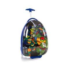 Heys Kabinový cestovní kufr Kids TMNT Želvy ninja 13 l