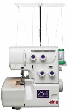 Elna Overlock 264, šivaći stroj