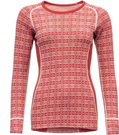Devold Alnes Woman Shirt Chili ženska športna majica, XS