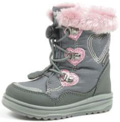 Richter dievčenská zimná obuv 2750-641-6302