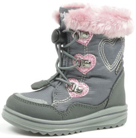 Richter dekliški zimski čevlji, 22, sivi