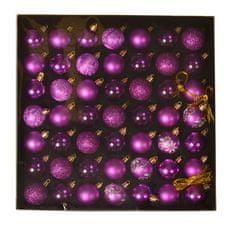 EverGreen Kolekcia gulí x 49 ks, LUX, rôzne, priemer 4 cm 2