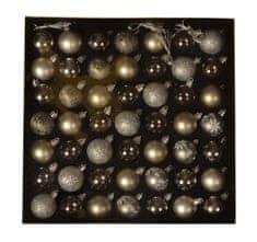 EverGreen Kolekcia gúľ x 49 ks, LUX, rôzne, priemer 4cm 5