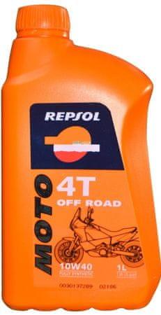 Repsol Repsol Moto Off Road 4T 10W-40 1l