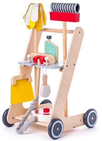 Woody Čistilni voziček za otroke