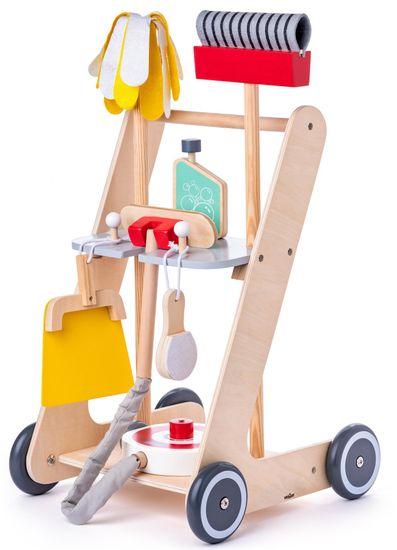 Woody Upratovací vozík