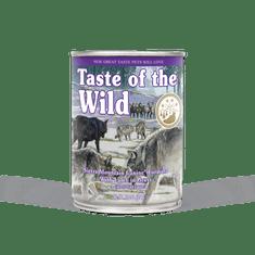 Taste of the Wild Sierra konzerva, 390 g