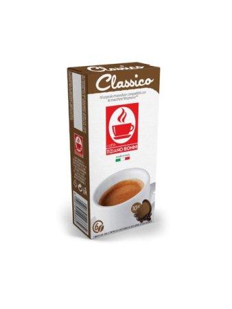 Tiziano Bonini Classico, kapsuly pre kávovary Nespresso 10 ks