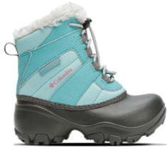 COLUMBIA dievčenské zimné topánky YOUTH ROPE TOW