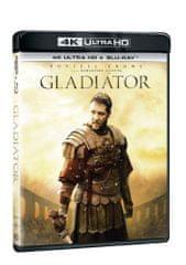Gladiátor (2 disky) - Blu-ray + 4K Ultra HD