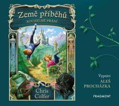 Colfer Chris: Země příběhů - Kouzelné přání - CD
