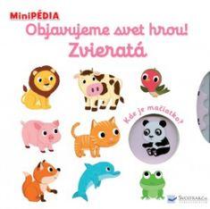 Choux Nathalie: MiniPÉDIA Objavujeme svet hrou! Zvieratá?