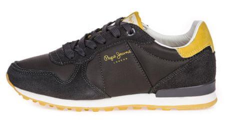 Pepe Jeans dámské tenisky Verona W Block PLS30898 36 černá