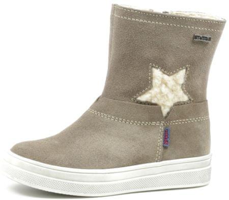 Richter dievčenská zimná obuv 3852-641-1901 28 hnedá