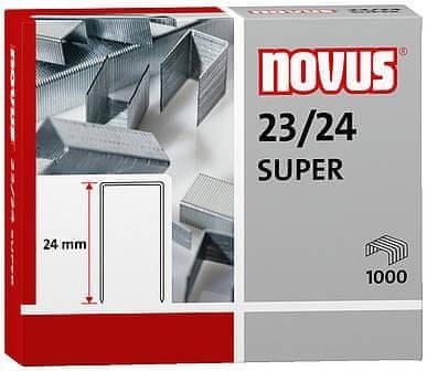Novus sponke za zmogljivejše spenjače 23/24 Super, 1000 kosov