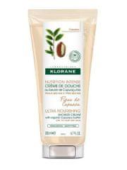 Klorane Intenzivně vyživující sprchový krém s květy Cupuacu (Ultra Nourishing Shower Cream)