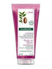 Klorane Intenzivně vyživující sprchový gel s listy fíkovníku (Nourishing Shower Gel)