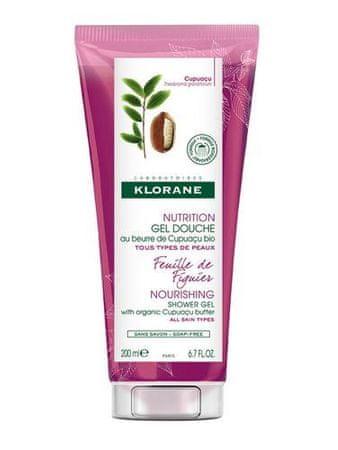 Klorane Intenzív (Nourishing Shower Gel) (mennyiség 400 ml)