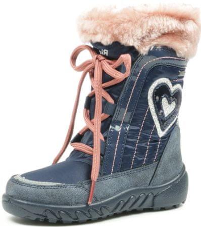 Richter dekliški zimski čevlji, 29, modri