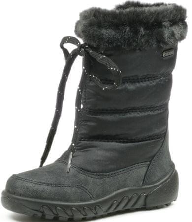 Richter dievčenská zimná obuv 5153-642-9900 37 čierna
