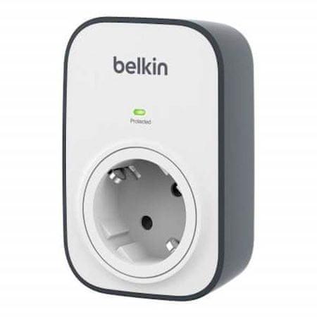 Belkin BSV102vf prenapetosta zaščita, 1 vtičnica