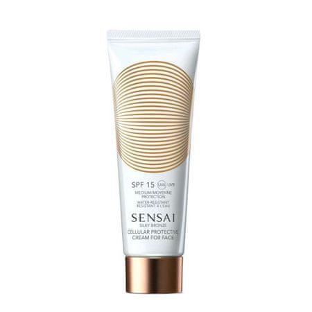 Sensai Cellular Protective napvédő arckrémSPF 15 (Cream For Face) 50 ml