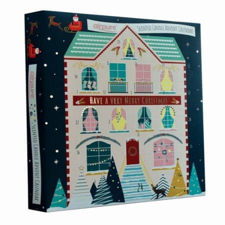 Airpure Adventní kalendář Dům
