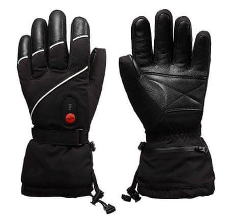 Bezdoteku BEZDOTEKU Vyhrievané rukavice Savior pánske čierne veľ. L