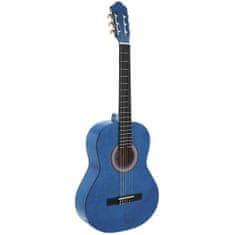 Dimavery  AC-303 klasická kytara, modrá - použito (26241007)