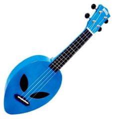 Mahalo  Soprano Ukulele Alien Metallic Blue